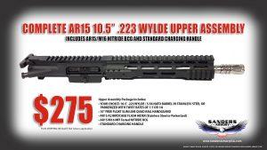 Sanders Armory 105 275 UA
