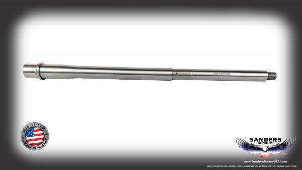 "Sanders Armory 16"" Match Grade 350 Legend Stainless Steel Barrel"