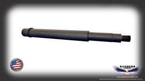 "10.5"" 556 NATO Parkerized Chrome MolyBarrel"