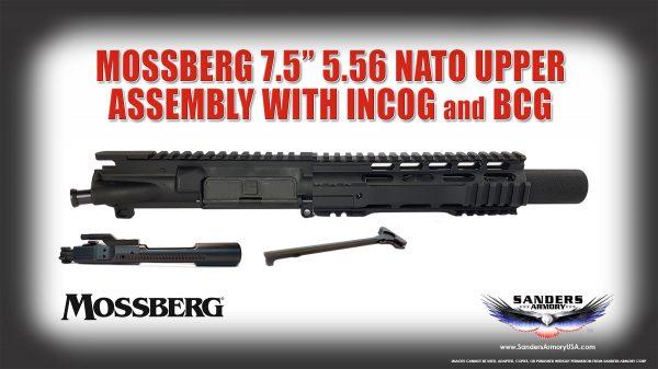 Mossberg 75 556 Nitride Upper
